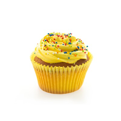 Yellow Cup Cake
