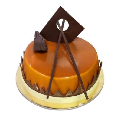 Caramel Creamy Cake