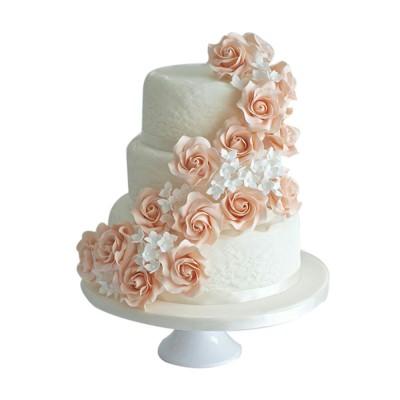 Three Layer Party Cake